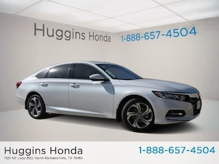 New 2019 Honda Accord EX Sedan KA070226 for sale near Fort Worth TX