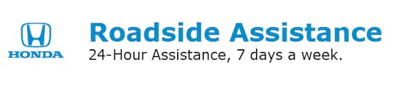 Honda Roadside Assistance >> Honda Roadside Assistance Road Service Program Honda