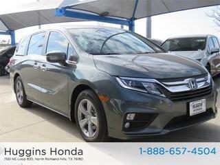 New 2019 Honda Odyssey EX Minivan/Van KB099848 for sale near Fort Worth TX