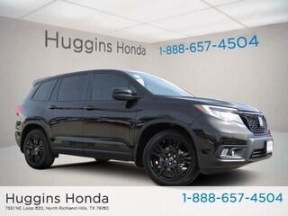 New 2019 Honda Passport Sport SUV KB005272 for sale near Fort Worth TX