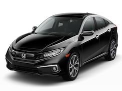 2019 Honda Civic Sedan Near Fort Worth TX