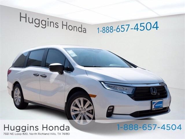 2021 Honda Odyssey Minivan/Van