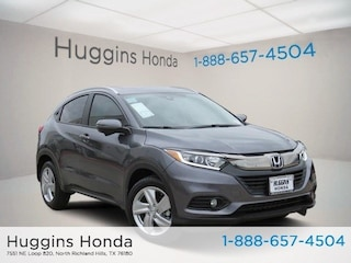 New 2019 Honda HR-V EX SUV KM706298 for sale near Fort Worth TX