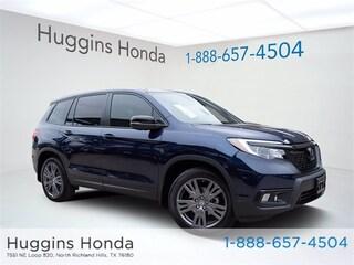 New 2021 Honda Passport EX-L SUV MB001259 for sale near Fort Worth TX