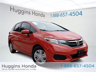 New 2020 Honda Fit LX Hatchback LM730786 for sale near Fort Worth TX