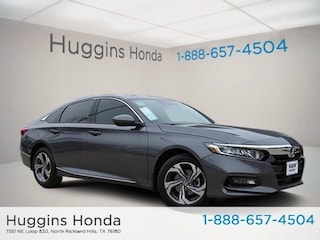 New 2019 Honda Accord EX Sedan KA097968 for sale near Fort Worth TX