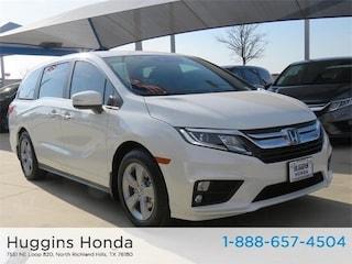New 2019 Honda Odyssey EX Minivan/Van KB111280 for sale near Fort Worth TX