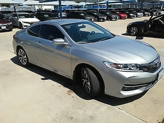 Certified Pre-Owned 2016 Honda Accord EX Coupe U005466 for sale near Fort Worth TX