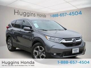 New 2019 Honda CR-V EX-L SUV KE033358 for sale near Fort Worth TX