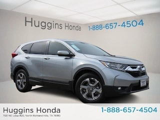 New 2019 Honda CR-V EX-L SUV KA039573 for sale near Fort Worth TX