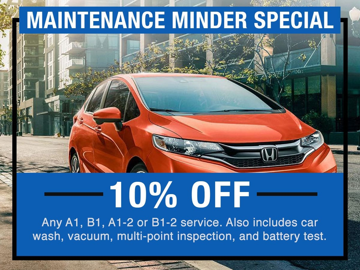 Save on Honda A Service Near Fort Worth TX
