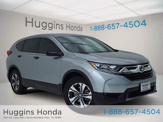 Certified Pre-Owned 2018 Honda CR-V LX SUV S421757 for sale near Fort Worth TX