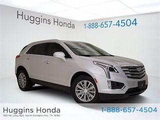 Used 2019 Cadillac XT5 Luxury SUV P115812 for sale near Fort Worth TX