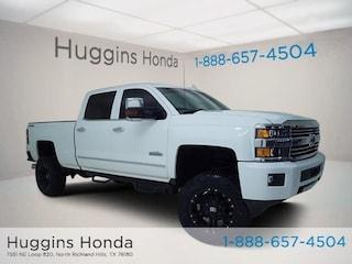 Used 2015 Chevrolet Silverado 2500HD High Country Truck U651984 for sale near Fort Worth TX