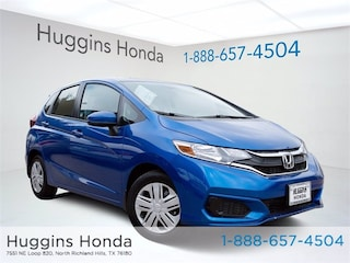 New 2020 Honda Fit LX Hatchback LM732030 for sale near Fort Worth TX