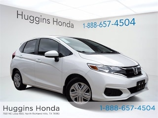 New 2020 Honda Fit LX Hatchback LM729361 for sale near Fort Worth TX