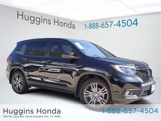 New 2021 Honda Passport EX-L SUV MB004888 for sale near Fort Worth TX