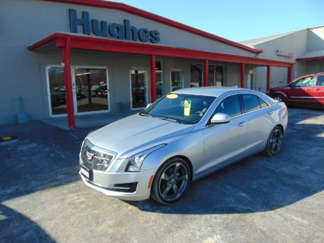Used Inventory for Hughes Automotive Inc in Higginsville MO