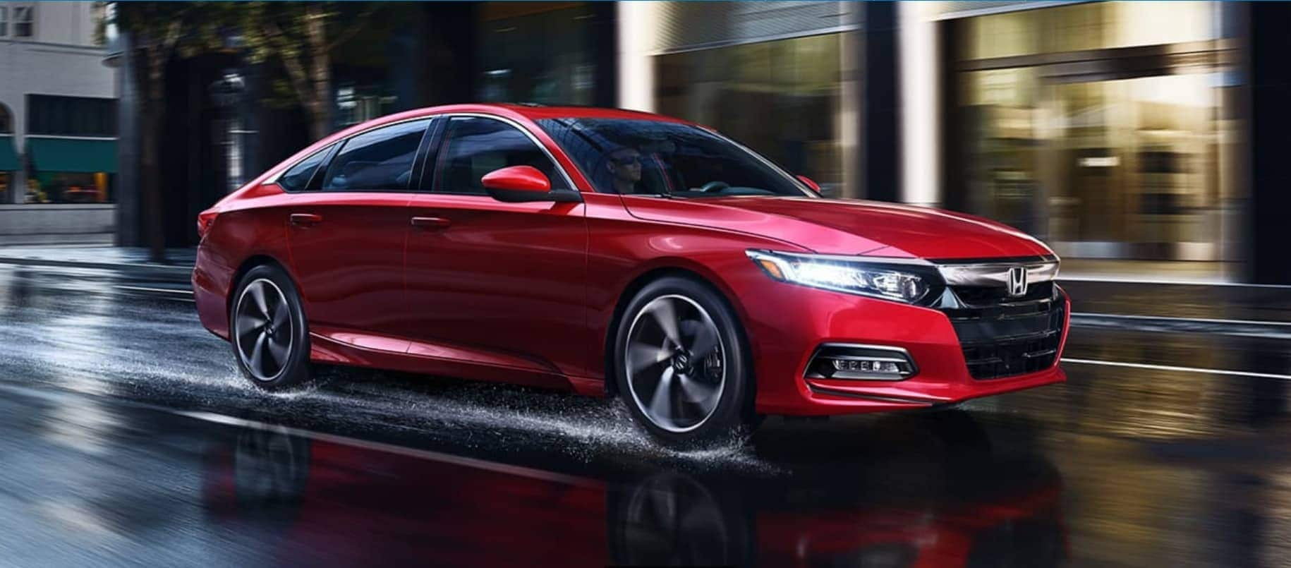 What's new with the 2020 Honda Accord near Milledgeville GA