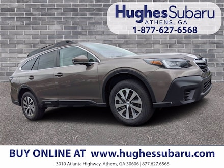 Featured New 2021 Subaru Outback Premium SUV for Sale or Lease in Athens GA