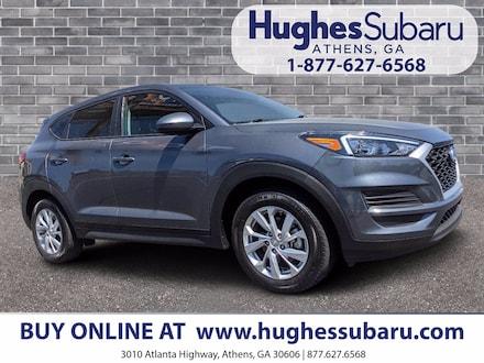 Featured Used  2019 Hyundai Tucson SE SUV KM8J2CA48KU843484 for Sale in Athens, GA