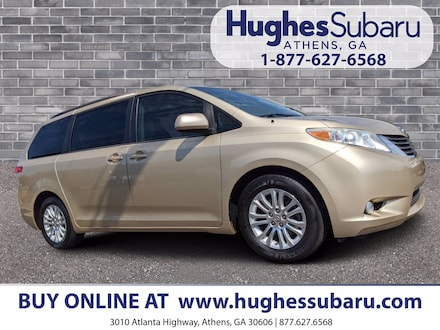 Featured Used  2013 Toyota Sienna Van 5TDYK3DC7DS350523 for Sale in Athens, GA