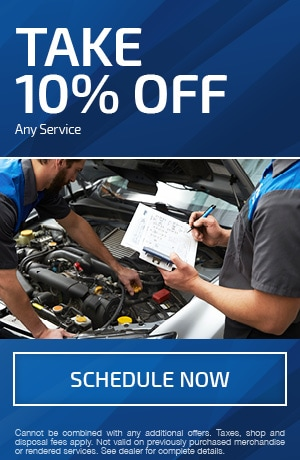 Take 10% OFF Any Service