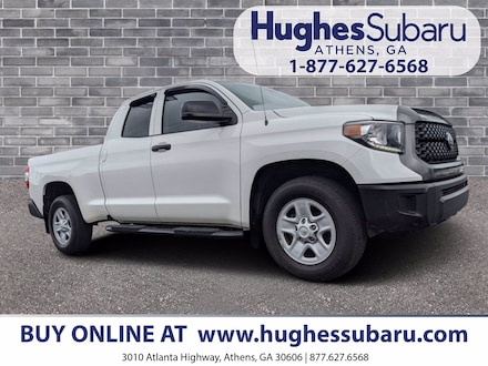 Featured Used  2019 Toyota Tundra SR 4.6L V8 Truck Double Cab 5TFRM5F1XKX143668 for Sale in Athens, GA