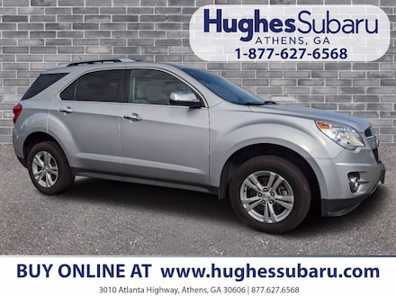 Featured Used  2013 Chevrolet Equinox LTZ SUV 2GNFLGE31D6243804 for Sale in Athens, GA