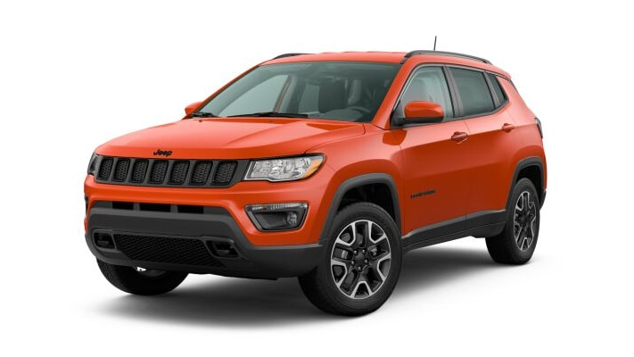 2020 Jeep Compass North Edition