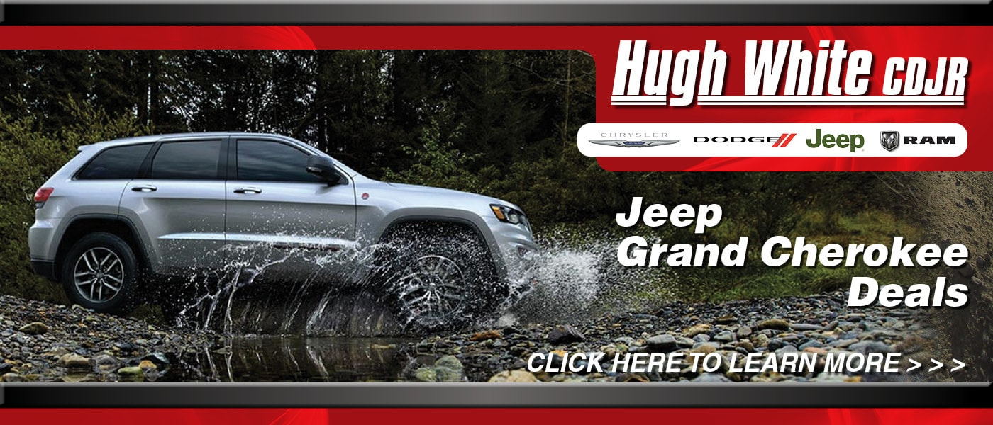 2020 Jeep Grand Cherokee Deals banner