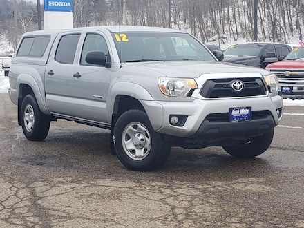 2012 Toyota Tacoma PreRunner V6 Double Cab Truck Double Cab