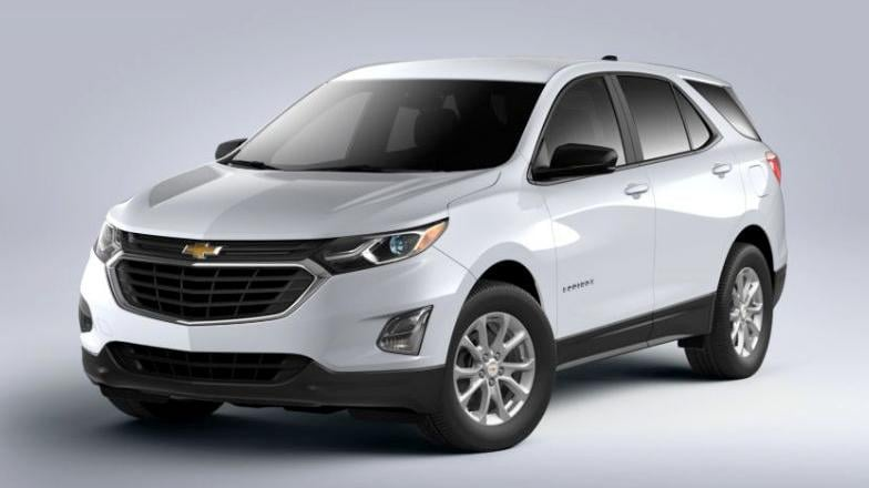 2020 Chevy Equinox L