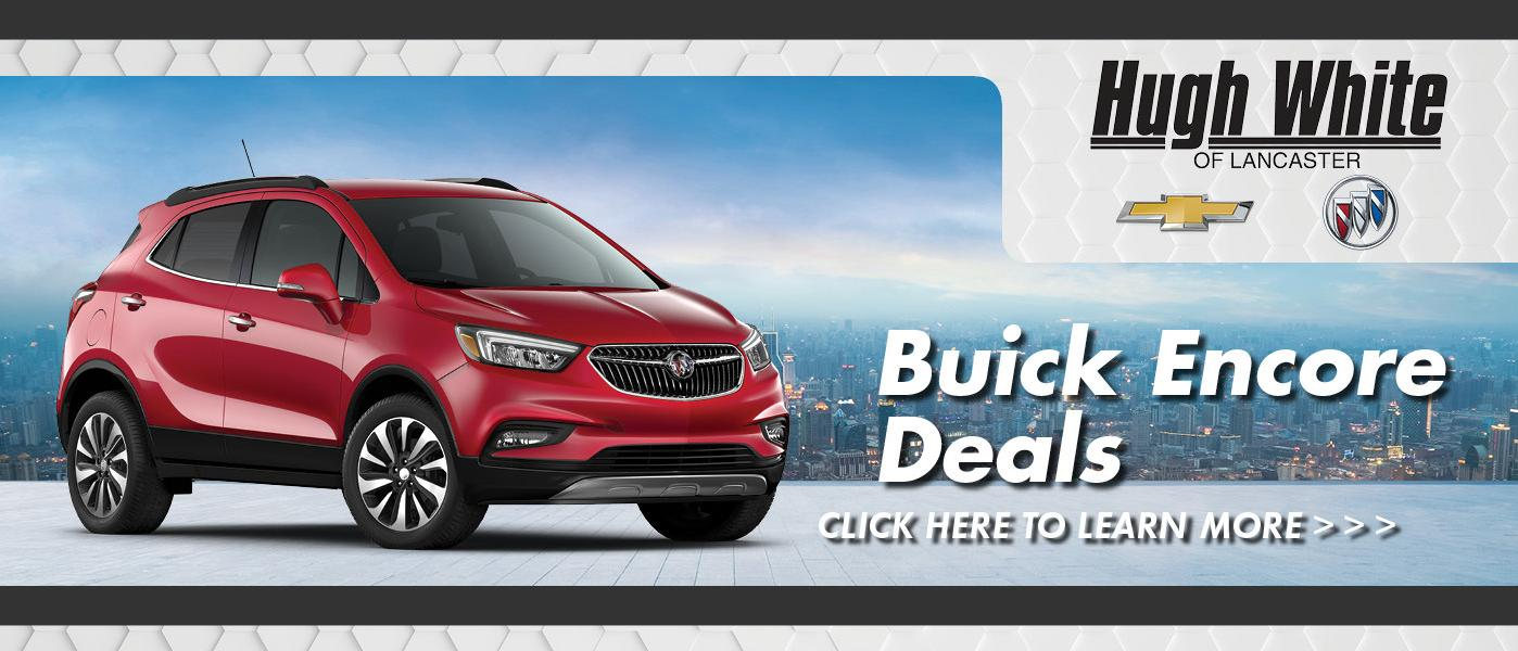 2020 Buick Encore offer