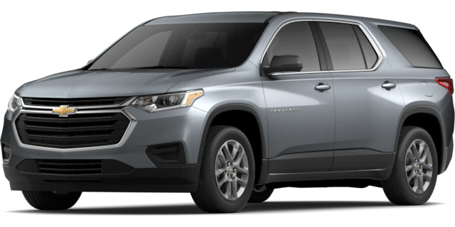 2021 Chevy Traverse LS