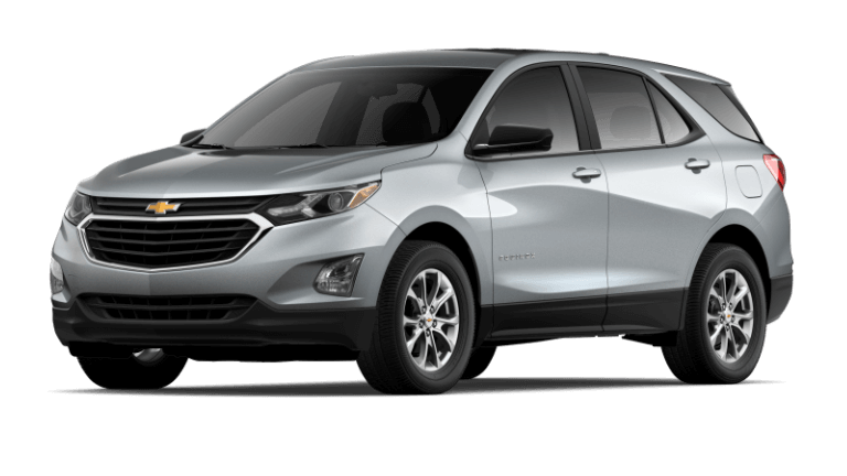 2021 Chevy Equinox L - Silver Ice