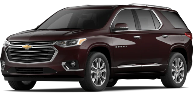 2021 Chevy Traverse Premier
