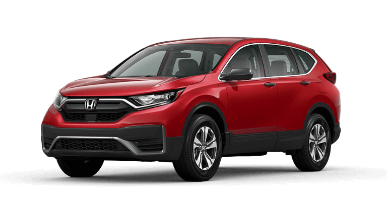 2021 Honda CR-V LX - Radiant Red