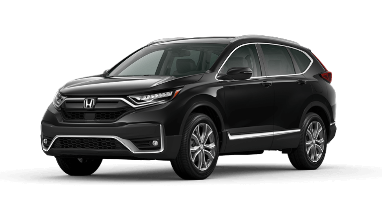 2021 Honda CR-V Touring - Crystal Black