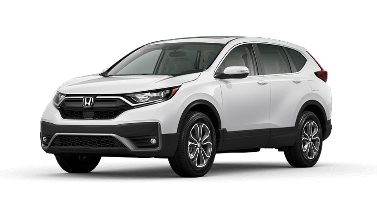 2021 Honda CR-V EX - Platinum White