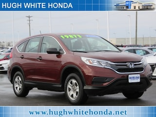 Certified pre-owned Honda vehicles 2015 Honda CR-V LX AWD SUV for sale near you in Columbus, OH