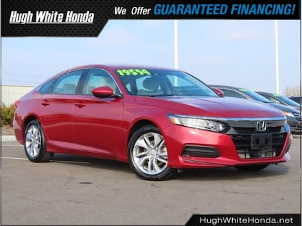 Featured pre-owned vehicles 2018 Honda Accord LX Sedan for sale near you in Columbus, OH
