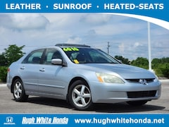 2003 Honda Accord 2.4 EX Sedan