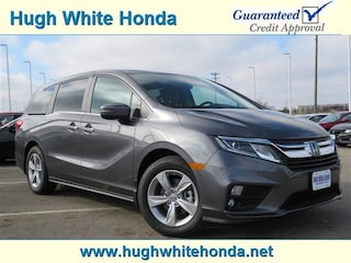 New Honda vehicles 2019 Honda Odyssey EX Van for sale near you in Columbus, OH