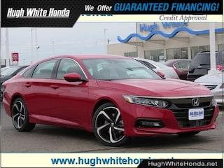New Honda vehicles 2019 Honda Accord Sport Sedan for sale near you in Columbus, OH