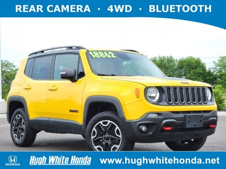Featured pre-owned vehicles 2016 Jeep Renegade Trailhawk 4x4 SUV for sale near you in Columbus, OH