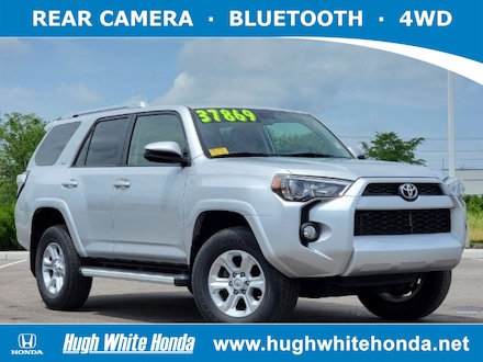 Featured pre-owned vehicles 2017 Toyota 4Runner SR5 SUV for sale near you in Columbus, OH