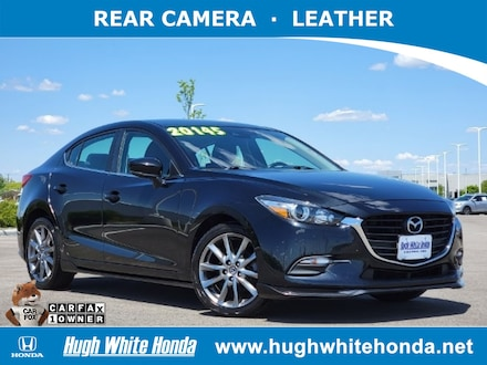 Featured pre-owned vehicles 2018 Mazda Mazda3 Touring Sedan for sale near you in Columbus, OH