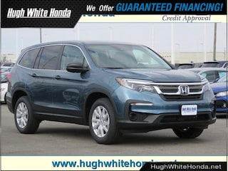 New Honda vehicles 2019 Honda Pilot LX AWD SUV for sale near you in Columbus, OH