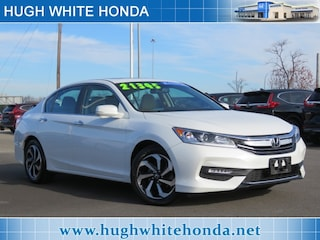 Certified pre-owned Honda vehicles 2016 Honda Accord EX-L Sedan for sale near you in Columbus, OH